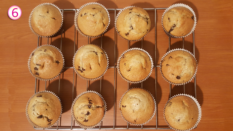 muffin alla banana 06